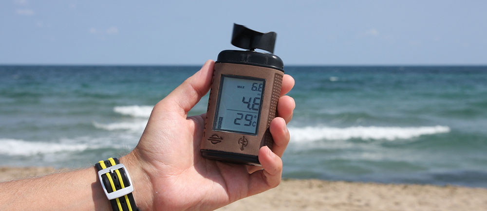 best portable anemometer and portable weather meter