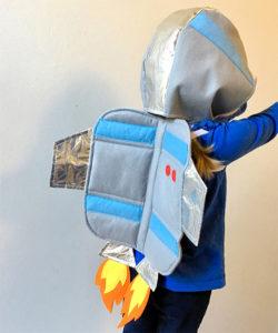 Kids Jet Pack Costume